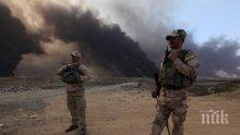 """Ликвидираха високопоставени терористи от """"Ислямска държава"""" в Мосул"""