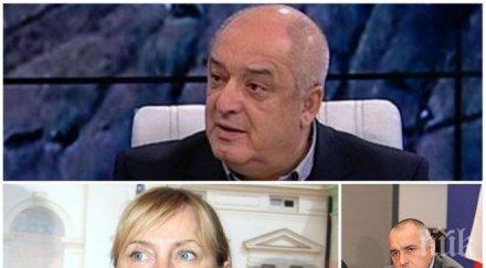 ЕКСКЛУЗИВНО В ПИК! Топразузнавачът Димитър Иванов с експресен коментар за скандала между Борисов и Йончева