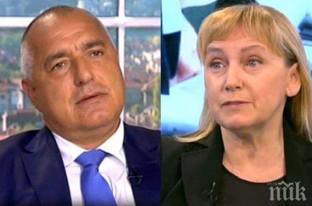 РЪКАВИЦАТА Е ХВЪРЛЕНА! Елена Йончева готова да напусне политиката, ако се докаже, че лъже, поиска същото от Борисов