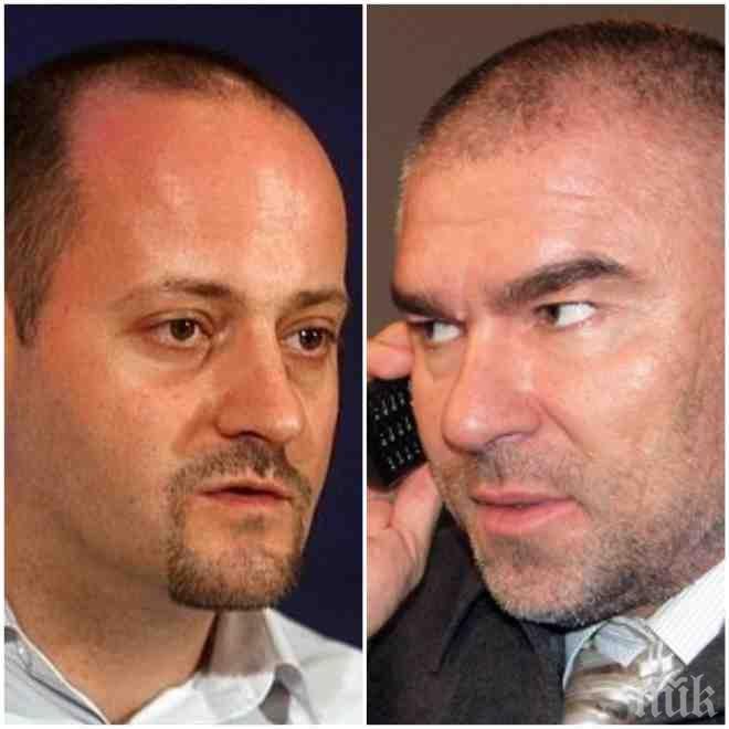 СКАНДАЛНО ЗАДКУЛИСИЕ! Лъсна заверата между Радан и Марешки - след дебата двамата си правят среща