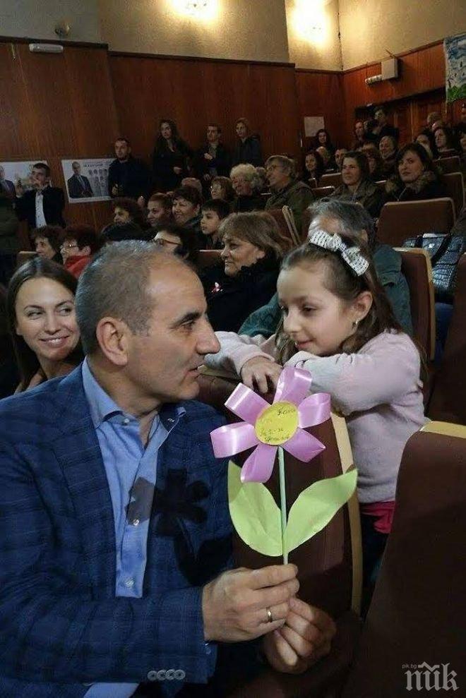 Цветан Цветанов: Да не позволяваме на популистите да спрат развитието на България