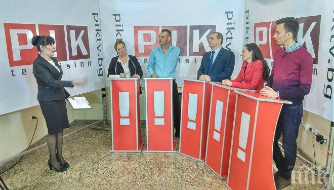 ИЗВЪНРЕДНО В ПИК TV! Предизборни дебати! Мариана Тодорова от АБВ шашна опонентите си: В България здравеопазването е по-добро от това в САЩ!