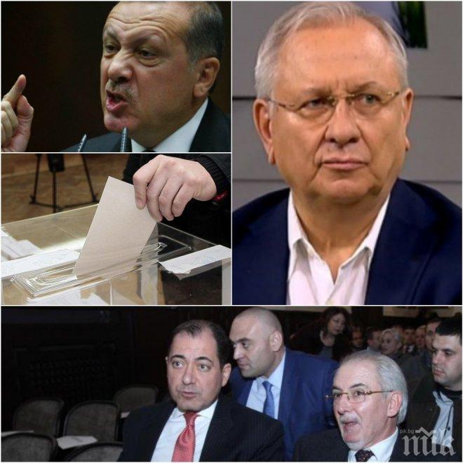 ИЗВЪНРЕДНО И САМО В ПИК! Осман Октай изригна пред медията ни: Гонили сме турски консул, защо да не направим същото и с Гьокче!