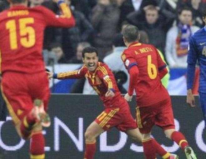 Испания покори Париж, върна си първото място