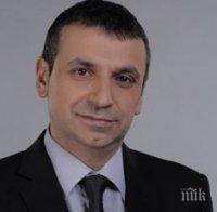 След искане на главния прокурор: Д-р Валентин Павлов се отказа от имунитета си като кандидат-депутат