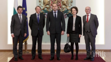 Румен Радев събра топ посланици от Европа за предизвикателствата пред съюза