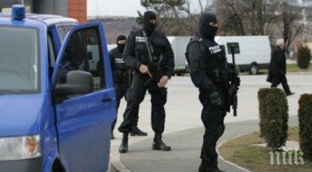 ОТ ПОСЛЕДНИТЕ МИНУТИ: ГДБОП провежда акция в рафинерия в Русе!