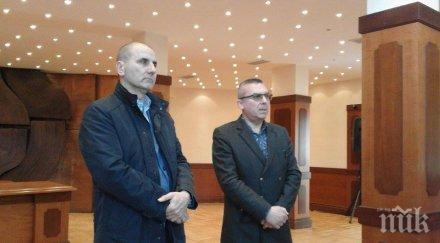 Цветан Цветанов се срещна с превозвачи на туристически корабчета и рибари в Несебър