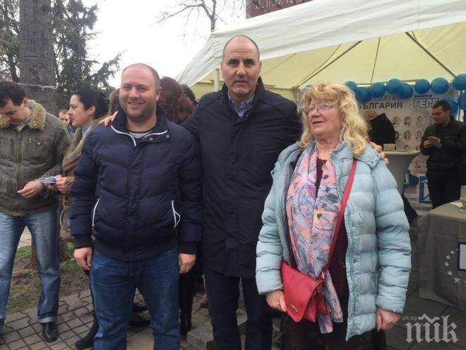 Цветанов: Ако няма контролиран вот в Турция, ДОСТ остава извън парламента