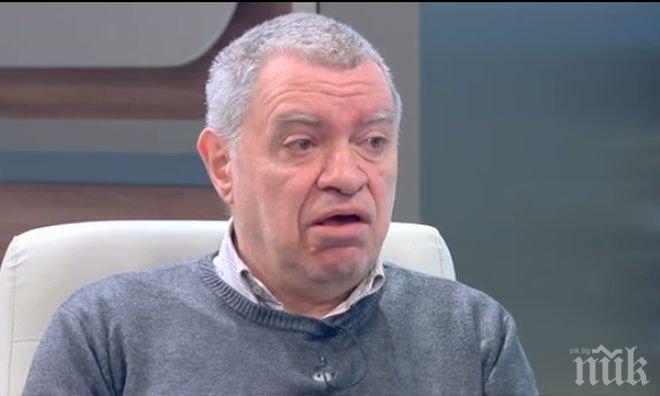 Проф. Михаил Константинов: Няма да влезем в изборна спирала, депутатите трябва да си избият харчовете за тази кампания