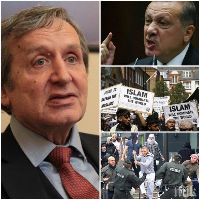 Акад. Георги Марков със стряскащо предупреждение: От Турция идва заплаха, възражда се неоосманизмът