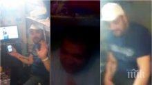 ТОТАЛЕН ШОК! Престъпници жулят ракия и се друсат в затвора в Пазарджик - излъчват на живо в нета купоните си (ВИДЕО)
