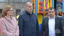 Цветанов в Септември: Силата на ГЕРБ е в постигнатите реални резултати в цяла България