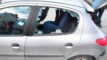 ГРУБА СИЛА! Удариха Стефан Данаилов във Варна, разбиха кола, взеха документи и вещи