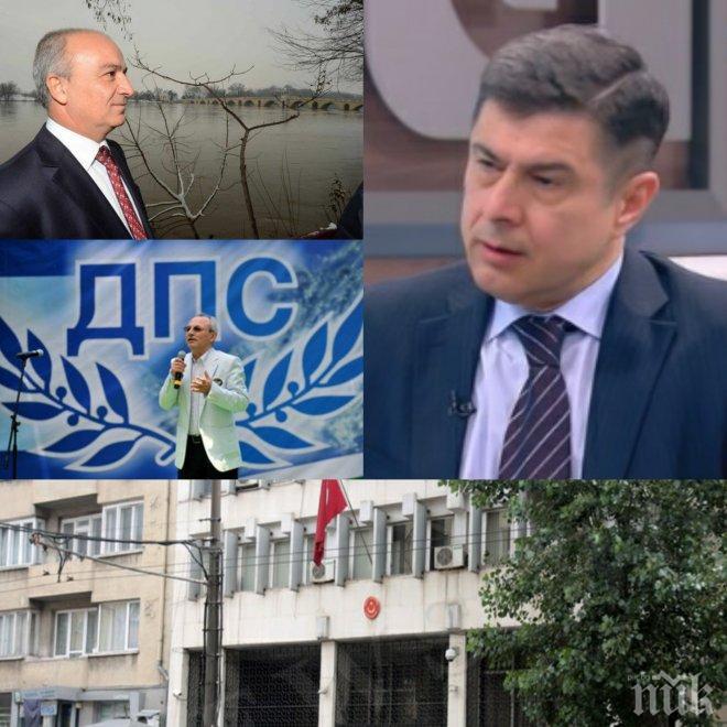 РАЗКРИТИЕ! Топразузнавачът Димо Гяуров: Секретарят на валията в Одрин е един от изгонените от България турци