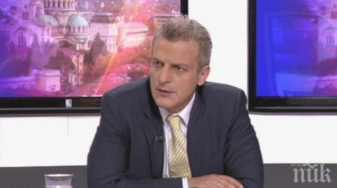 Москов: Според г-жа Нинова демокрацията е вредна, не искаме БСП и ДПС отново на власт