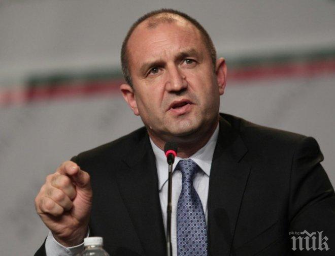 СПЕШНА СРЕЩА: Радев привиква Цацаров и службите заради Турция