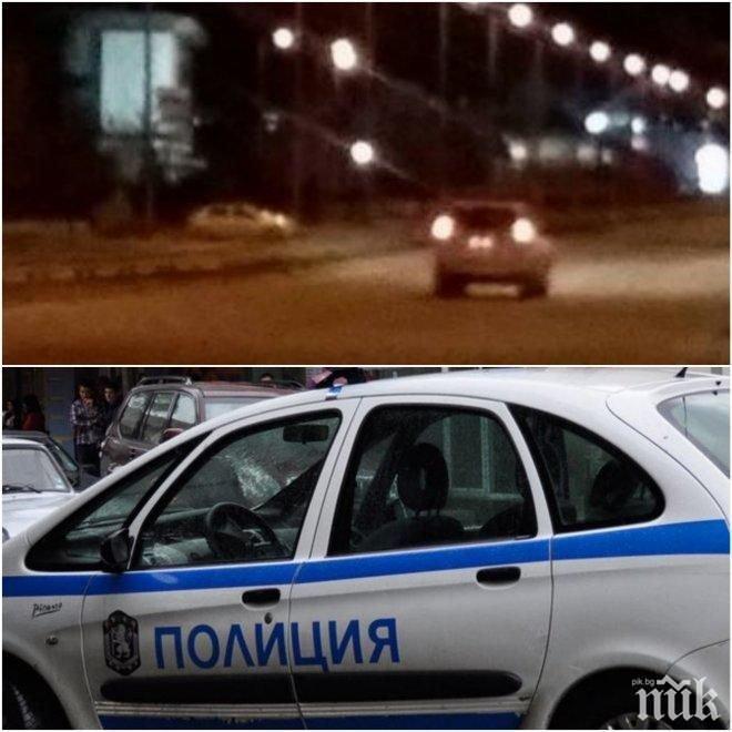 Четирима са в ареста след мащабната акция за гонки в Пловдив