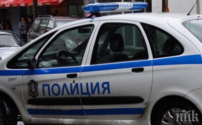 ОПИТ ЗА АТЕНТАТ! Спипаха бандит, увредил по поръчка автобус на политическа партия