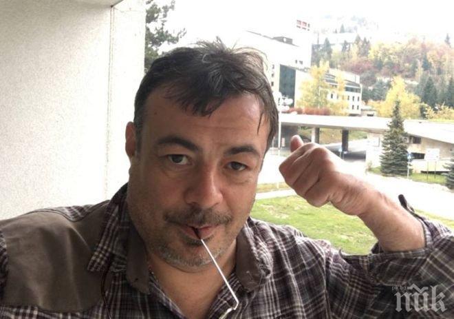 БРУТАЛНА ЗАСЕЧКА! Ласкин побесня след интервю на наш световноизвестен творец! Коментарът му взриви Фейсбук