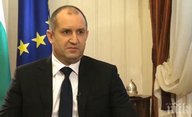 ИЗВЪНРЕДНО! Радев избяга от живо предаване: Всички министри в служебното правителство са мои назначения! Турция е наш приятел, но се намесват недопустимо в изборите (ОБНОВЕНА)