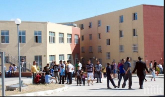 Двойна ограда ще опасва бежанците в Пъстрогор