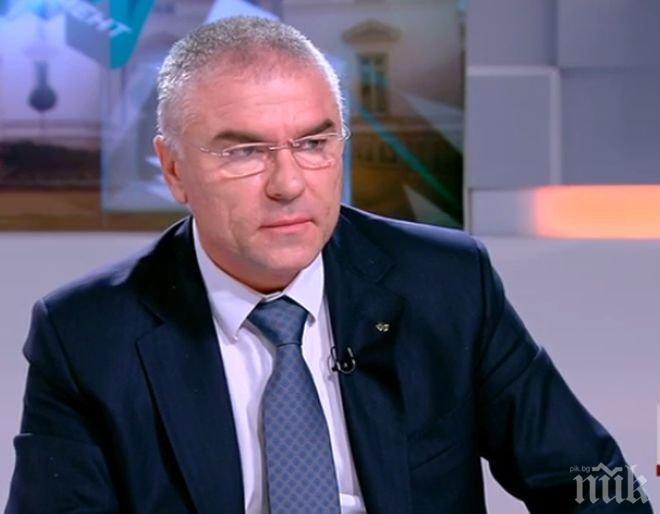 ЦИК не можа да реши има ли нарушения в предизборната кампания на Марешки