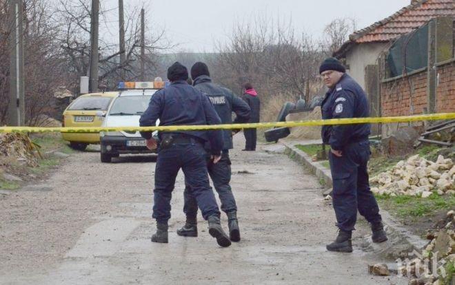 КАЗАНЛЪК В ПОТРЕС! Убит е 30-годишен мъж, тялото захвърлено на улицата