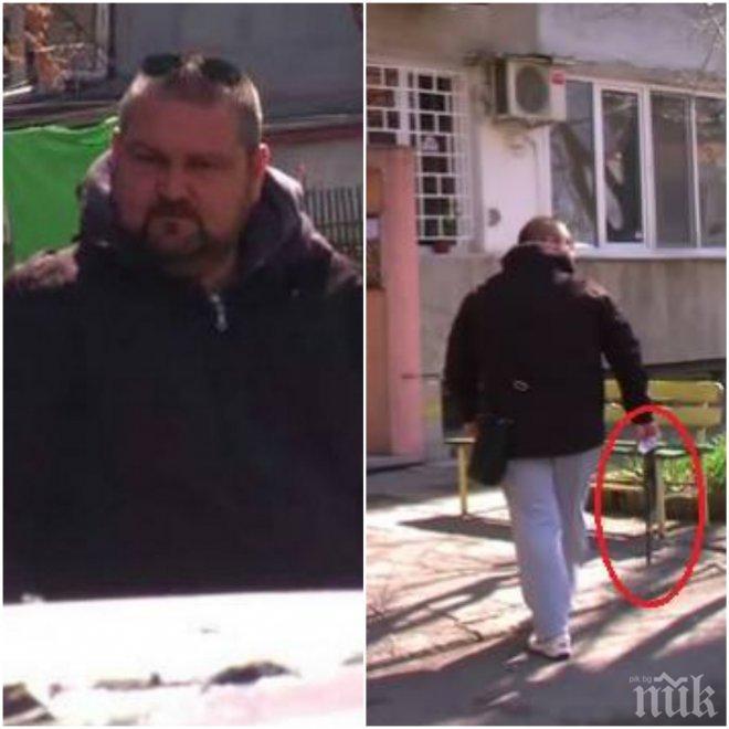 СТРАХ В БУРГАС! Бизнесменът Драгомир Стоянов е собственик на колите, които бяха запалени. Изнесе се от апартамента, крие семейството си!