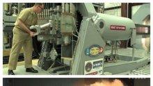 Ето го оръжието на бъдещето! Първи изстрел на релсотрон на полигон в щат Вирджиния
