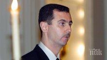 Башар Асад склони на нова конституция на страната