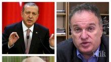 Владимир Чуков: Битката между Турция и Германия е за мрежата на Гюлен