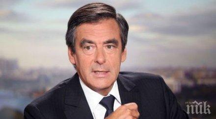 Франсоа Фийон вече заподозрян в измама и фалшификация