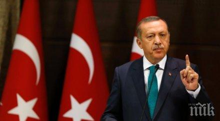 """НАГЪЛ СКАНДАЛ! Ердоган гневен за """"натиска"""", който се оказвал върху турците в България - хвърли ръкавица на властите у нас"""