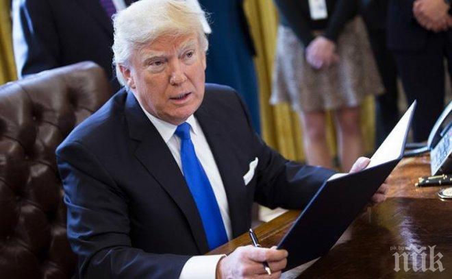 Фалшивият бомбаджия, задържан пред Белия дом, твърди, че комуникира телепатично с Тръмп