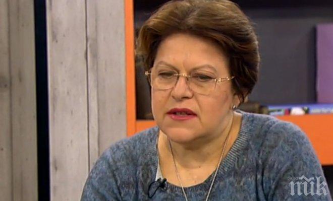 Татяна Дончева: Ясно е, че ДПС е свързана с Русия, както и че ДОСТ е свързана с Турция (ОБНОВЕНА)