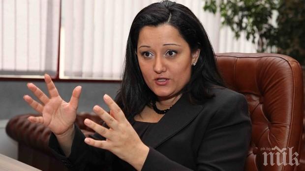 Лиляна Павлова: Понесохме много упреци от опонентите ни, че асфалт не се яде, но усилията ни не са напразни