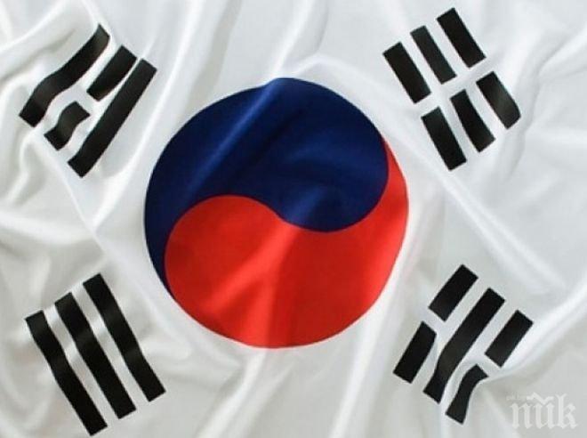 Бившият президент на Южна Корея се яви за разпит в прокуратурата