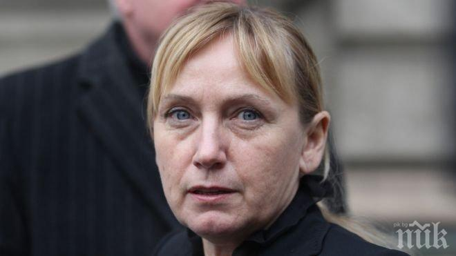 НОВ РУНД! Елена Йончева внася иска срещу Бойко Борисов