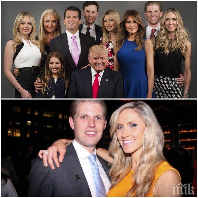 Тръмп отново ще става дядо