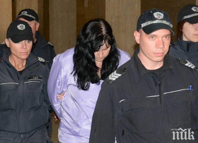 Изгониха адвоката на скандалната акушерка Емилия Ковачева