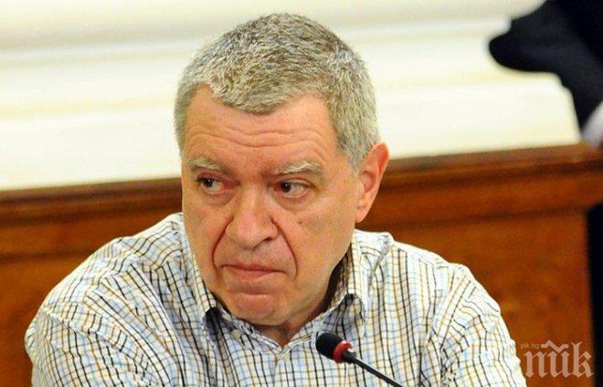 Проф. Михаил Константинов: 3,7 млн. души се очаква да гласуват на предстоящите избори в неделя