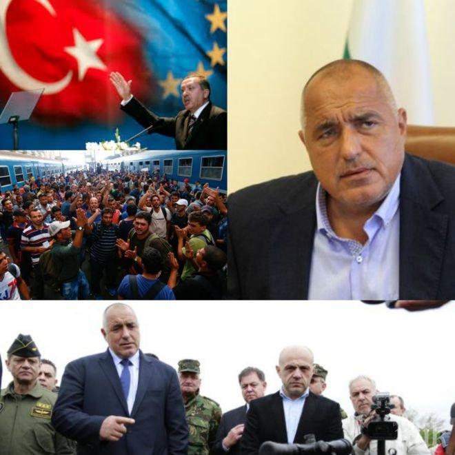 ИЗВЪНРЕДНО! Бойко Борисов с мрачна прогноза: Ескалацията ЕС – Турция ще продължава