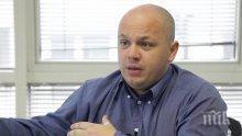 Александър Симов пред ПИК TV: БСП е длъжна да опита да състави кабинет, ако ГЕРБ се провали - гледайте НА ЖИВО