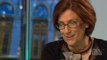 Татяна Буруджиева: ГЕРБ ще имат затруднения с поредната коалиция