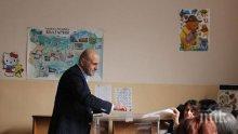 Томислав Дончев: Гласувах за голяма идея, която да обедини българите. Тогава можем всичко