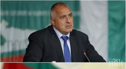 ЕКСКЛУЗИВНО! Бойко Борисов отговори на горещи въпроси! Лидерът на ГЕРБ с ключова изява часове преди деня за размисъл (ОБНОВЕНА)