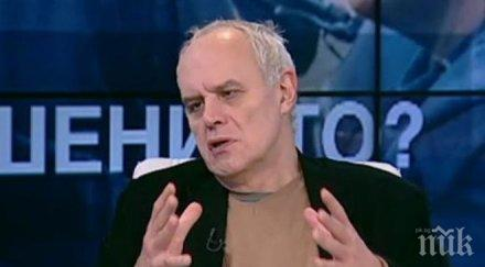 Андрей Райчев: Кой с кого ще се коалира след изборите?
