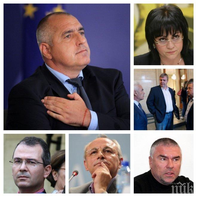 ИЗВЪНРЕДНО! ГЕРБ закри кампанията си, патрията на Борисов поведе убедително на БСП - гледайте в новините на ПИК ТV
