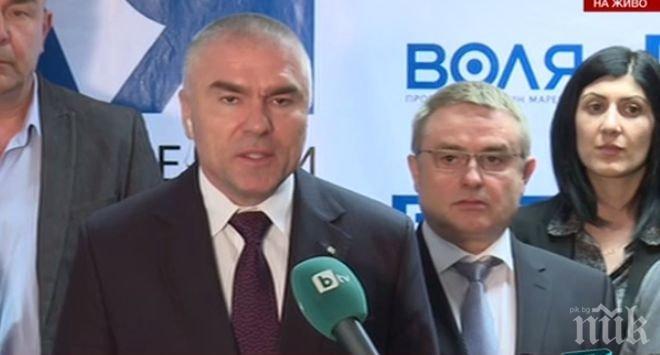 Марешки: Няма да ставам министър! Ще предложим експерти и технократи за управлението
